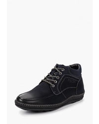 Мужские темно-синие замшевые повседневные ботинки от T.Taccardi
