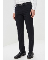 Мужские темно-синие классические брюки от BAWER