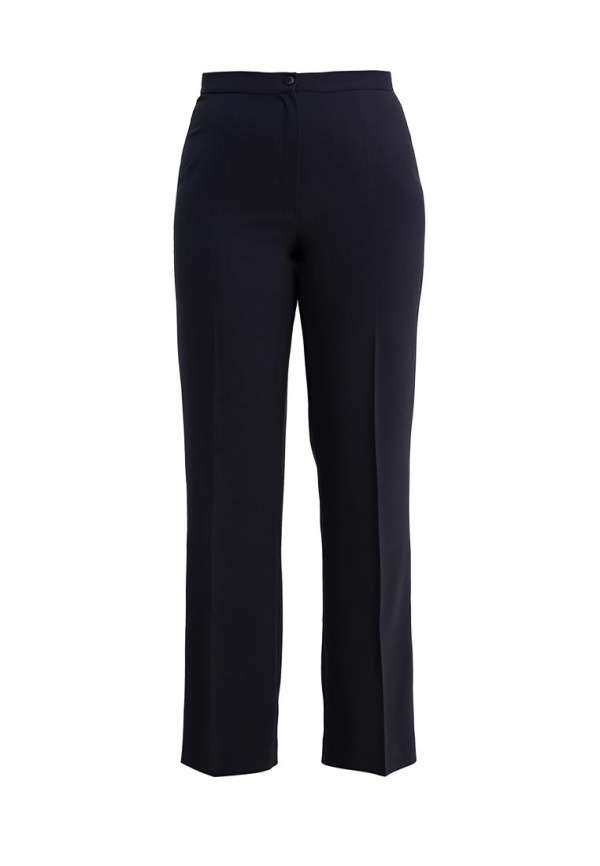 Женские темно-синие классические брюки от Borboleta
