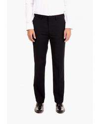 Мужские темно-синие классические брюки от Burton Menswear London