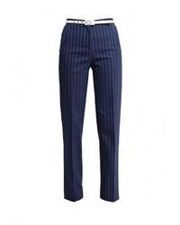 Женские темно-синие классические брюки от Gregory