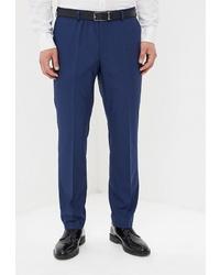 Мужские темно-синие классические брюки от Mishelin