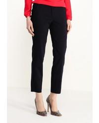 Женские темно-синие классические брюки от Top Secret
