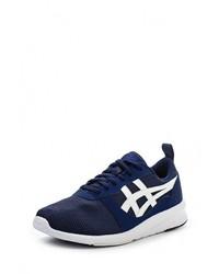 Мужские темно-синие кожаные кроссовки от ASICSTiger