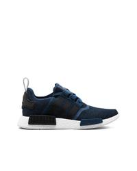Мужские темно-синие кроссовки от adidas