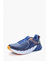 Мужские темно-синие кроссовки от Hoka One One