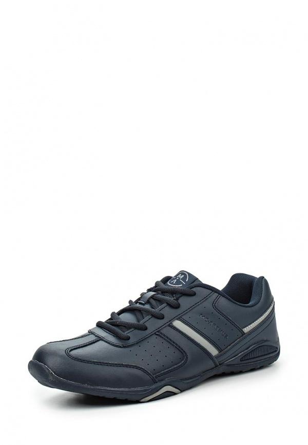 Мужские темно-синие кроссовки от McArthur