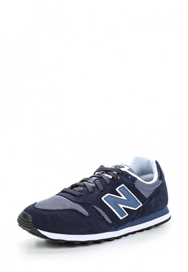 Мужские темно-синие кроссовки от New Balance