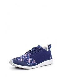 Женские темно-синие кроссовки от Roxy