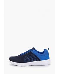 Мужские темно-синие кроссовки от TimeJump