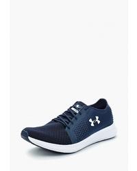 Мужские темно-синие кроссовки от Under Armour