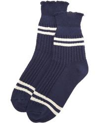 Женские темно-синие носки от Free People