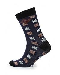 Мужские темно-синие носки от Heritage