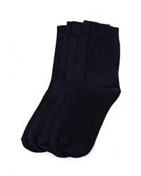 Мужские темно-синие носки от Topman