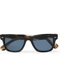 Мужские темно-синие солнцезащитные очки от Oliver Peoples