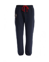 Мужские темно-синие спортивные штаны с принтом от Atributika & Club™