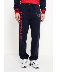 Мужские темно-синие спортивные штаны с принтом от Atributika & Club