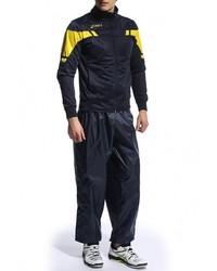 Мужские темно-синие спортивные штаны от Asics