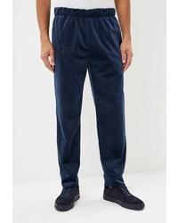 Мужские темно-синие спортивные штаны от Forward