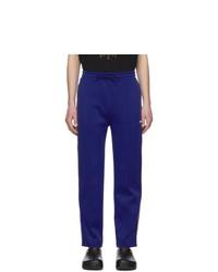Мужские темно-синие спортивные штаны от Kenzo