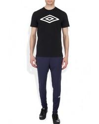 Мужские темно-синие спортивные штаны от Umbro