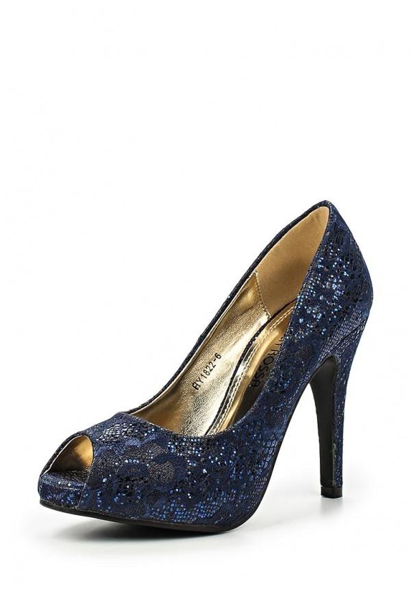 5eac9b2f13f ... Темно-синие туфли от Stella Rossa ...