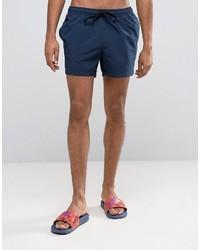 Темно-синие шорты для плавания от Asos
