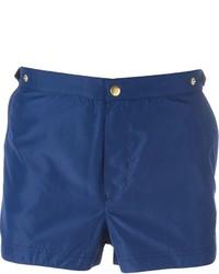 Темно-синие шорты для плавания от Eleventy