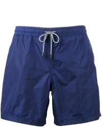 Темно-синие шорты для плавания от Fay