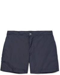 Темно-синие шорты для плавания от Officine Generale