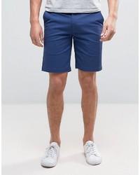 Мужские темно-синие шорты от Ben Sherman