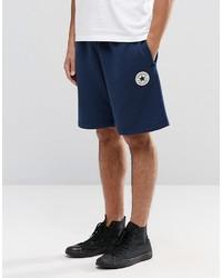 Мужские темно-синие шорты от Converse