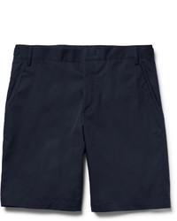 Мужские темно-синие шорты от Lanvin