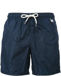 Мужские темно-синие шорты от MC2 Saint Barth