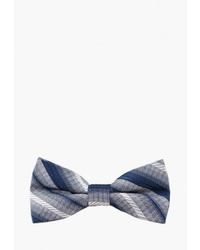 Мужской темно-синий галстук-бабочка от Churchill accessories