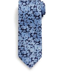 "Темно-синий галстук с ""огурцами"""