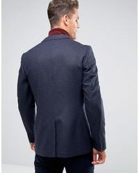 Мужской темно-синий джинсовый пиджак от Ted Baker   Где купить и с ... e37e8d76a45