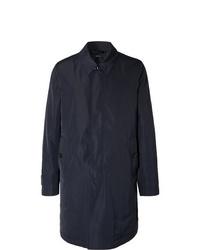 Мужской темно-синий дождевик от Tom Ford