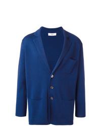 Мужской темно-синий кардиган от Fashion Clinic Timeless