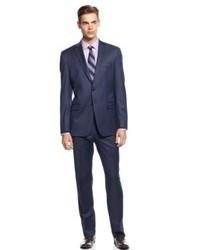 темно синий костюм original 9757435