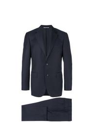 Темно-синий костюм от Canali