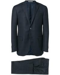 Темно-синий костюм от Corneliani
