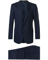 Темно-синий костюм от Dolce & Gabbana