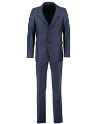 Мужской темно-синий костюм от Florentino