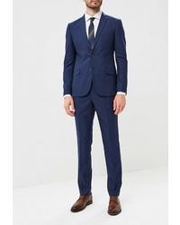 Темно-синий костюм от Laconi