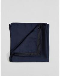 Мужской темно-синий нагрудный платок от Asos
