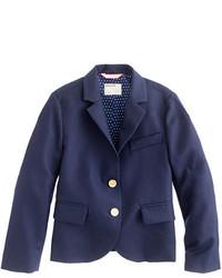Темно-синий пиджак