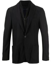 Мужской темно-синий пиджак от Corneliani