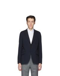 Мужской темно-синий пиджак от Etro