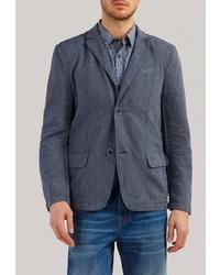 Мужской темно-синий пиджак от FiNN FLARE